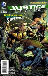 DC - Justice League (New 52) # 19