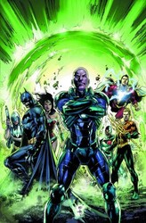 DC - Justice League (New 52) # 30