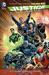 DC - Justice League (New 52) Vol 5 Forever Heroes TPB