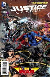 DC - Justice League (New 52) # 22
