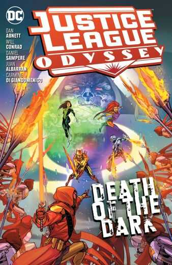 DC - Justice League Odyssey Vol 2 Death Of The Dark TPB
