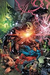 DC - Justice League (Rebirth) Vol 3 Timeless TPB