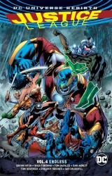 DC - Justice League (Rebirth) Vol 4 Endless TPB