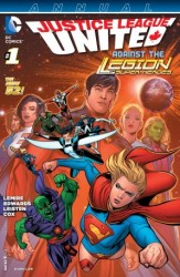 DC - Justice League United (New 52) Annual # 1