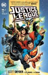 DC - Justice League Vol 1 The Totality TPB