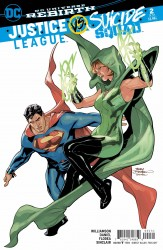 DC - Justice League vs Suicide Squad # 2 Terry Dodson Variant