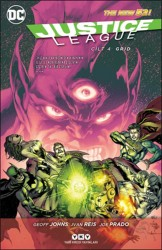 YKY - Justice League (Yeni 52) Cilt 4 Grid