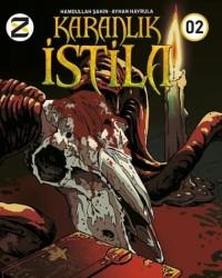 Zahiri Comics - Karanlık İstila Sayı 2