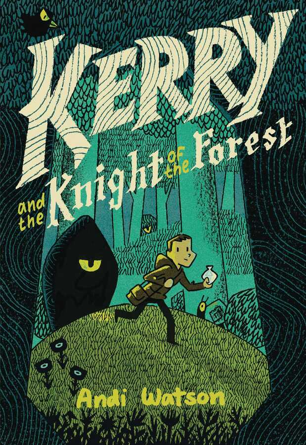 - Kerry and Knight of the Forest TPB