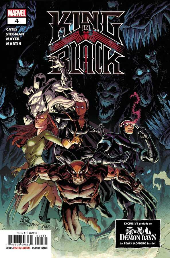 Marvel - KING IN BLACK # 4
