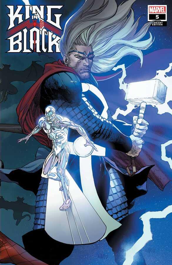 Marvel - KING IN BLACK # 5 (OF 5) YU CONNECTING VAR