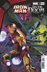 Marvel - King In Black Iron Man Doctor Doom # 1 Variant