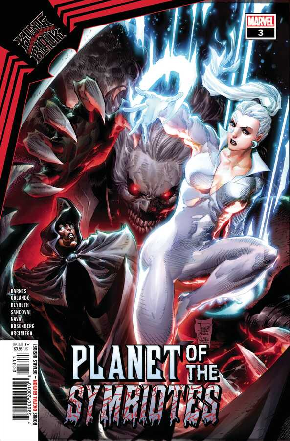 Marvel - King In Black Planet Of The Symbiotes # 3