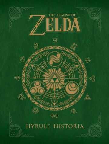 Dark Horse - Legend Of Zelda Hyrule Historia HC