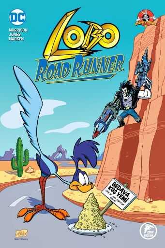 Çizgi Düşler - Lobo Road Runner Özel