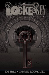 IDW - Locke & Key Vol 6 Alpha & Omega TPB