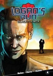 Diğer - Logan's Run Black Flower # 4