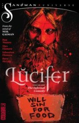 Vertigo - Lucifer Vol 1 The Infernal Comedy TPB