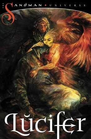 Vertigo - Lucifer Vol 2 Divine Tragedy TPB