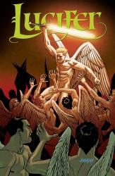 Vertigo - Lucifer Vol 2 Father Lucifer TPB