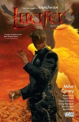 Vertigo - Lucifer Vol 3 TPB