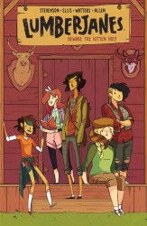 Boom - Lumberjanes Vol 1 Beware The Kitten Holly TPB