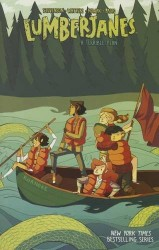 Boom - Lumberjanes Vol 3 A Terrible Plan TPB