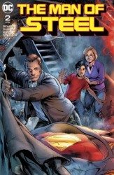 DC - Man Of Steel # 2