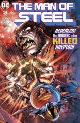 DC - Man Of Steel # 3