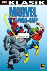 Büyülü Çizgi Roman - Marvel Team-Up Klasik Cilt 9