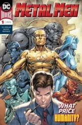DC - Metal Men # 1