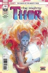 Marvel - Mighty Thor # 702