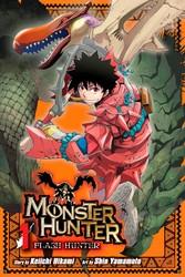 VIZ - Monster Hunter Flash Hunter Vol 1 TPB