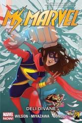 Arkabahçe - Ms Marvel Cilt 3 Deli Divane