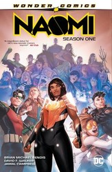 DC - Naomi Season One HC