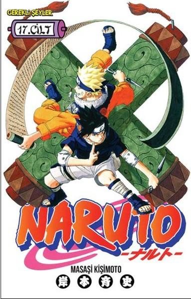 Gerekli Şeyler - Naruto Cilt 17
