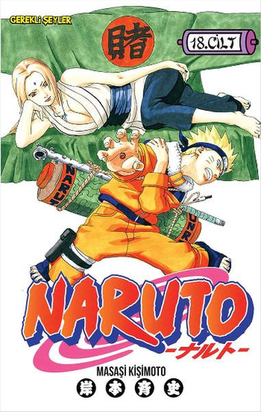 Gerekli Şeyler - Naruto Cilt 18