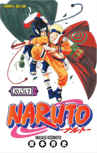 Gerekli Şeyler - Naruto Cilt 20