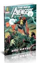 Gerekli Şeyler - New Avengers Cilt 12 Güç Kaybı