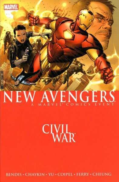 Marvel - New Avengers Vol 5 Civil War TPB