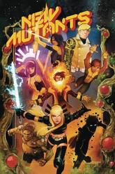 Marvel - New Mutants By Hickman Vol 1 TPB