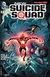 DC - New Suicide Squad (New 52) # 7