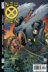 Marvel - New X-Men # 125