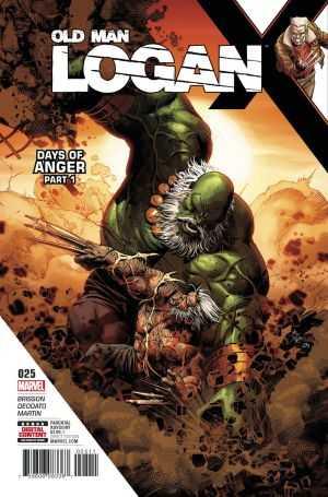 Marvel - Old Man Logan # 25