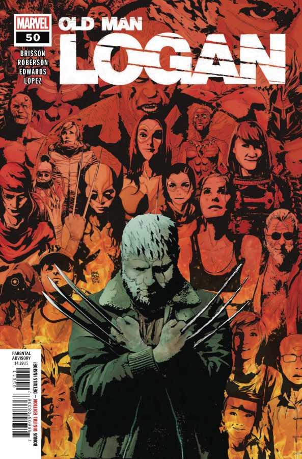 Marvel - Old Man Logan # 50
