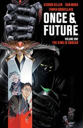 Boom! Studios - Once & Future Vol 1 TPB