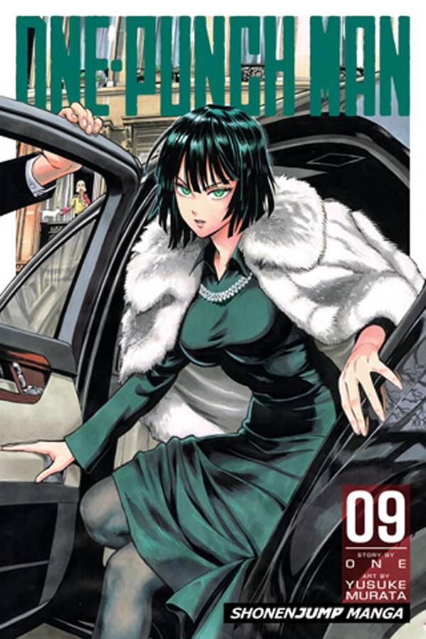 VIZ - One Punch Man Vol 9 TPB