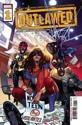 Marvel - Outlawed # 1