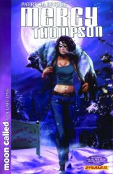Dynamite - Patricia Briggs Mercy Thompson Moon Called Vol 1 TPB