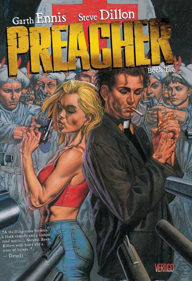 Vertigo - Preacher Book Two TPB